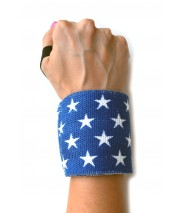 Wonder Woman wrist wraps
